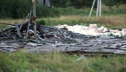 Opuštěná budova v Litvě se zřítila na české skauty