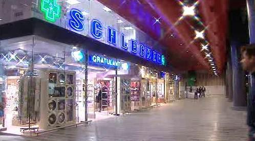 Nové obchody na hlavním nádraží