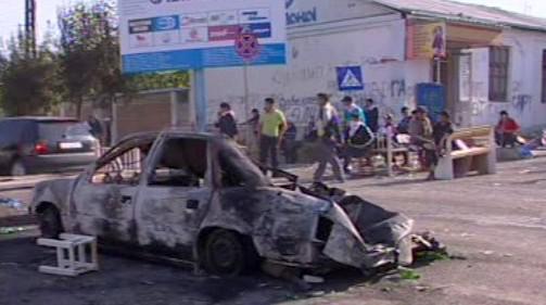 Etnické nepokoje v Kyrgyzstánu