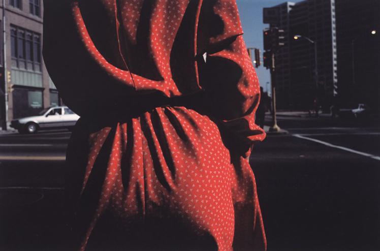 Harry Callahan / Atlanta 1984
