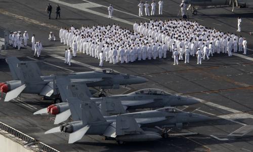 Společné vojenské cvičení Jižní Koreje a USA