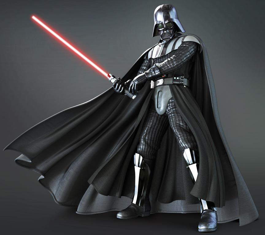 Figurka Darth Vadera