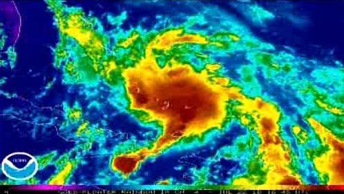 Hurikán Bonnie