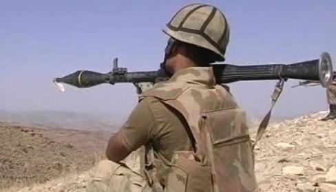 Boje v Pákistánu