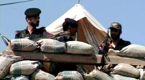 Pákistánské bezpečnostní složky