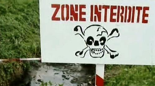 Nebezpečná zóna