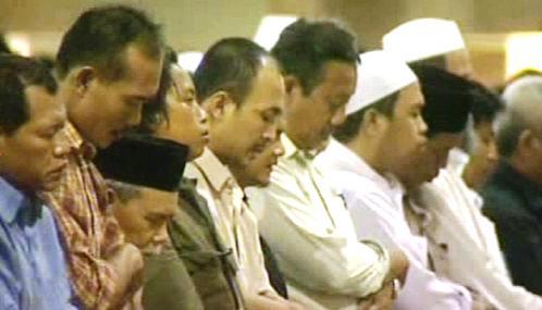 Indonéští muslimové