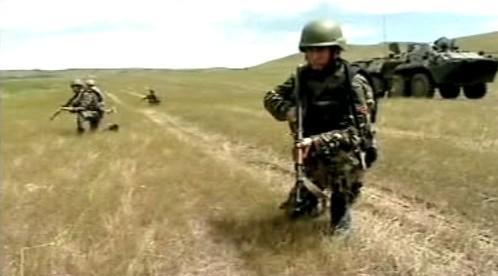 Cvičení NATO v Gruzii