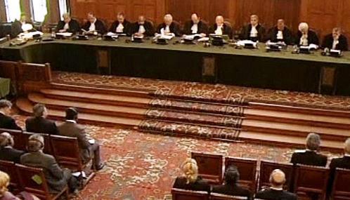 Mezinárodní soudní dvůr OSN v Haagu