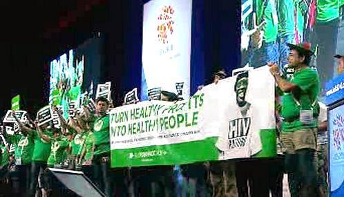Vídeňská konference AIDS 2010