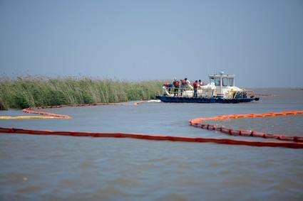 Boj s ropnou katastrofou