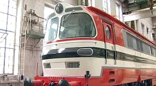 Lokomotiva Škoda 32 E - \