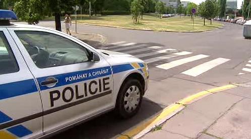 Parkování policistů