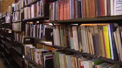 Osobní knihovna Johna Bradleyho