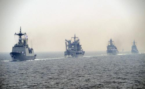 Jihokorejská flotila