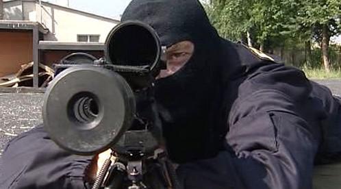 Špičkový ostřelovač