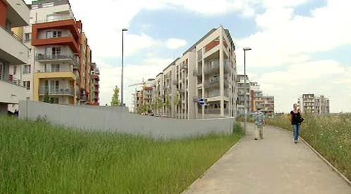 Nové byty na Zličíně