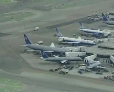Letadla United Airlines