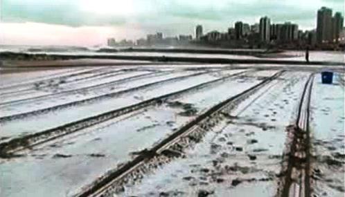 Latinskou Ameriku zasáhly mrazy
