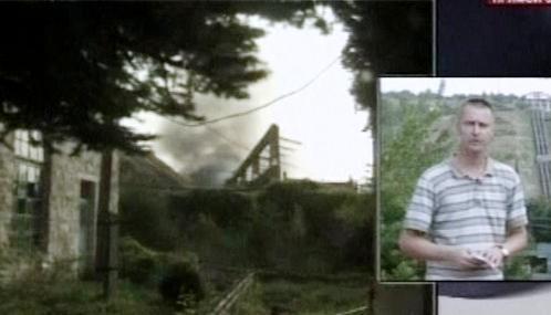 Útok na Baksanskou elektrárnu