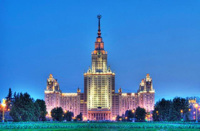 Moskevská Lomonosovova univerzita