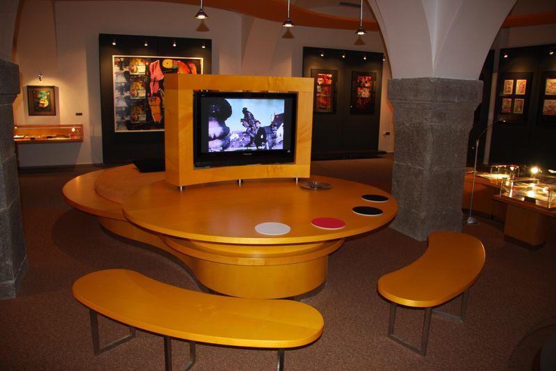 Centrum ilustrace pro děti v Písku