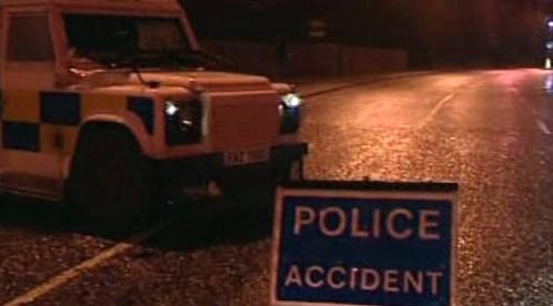Zásah irské policie