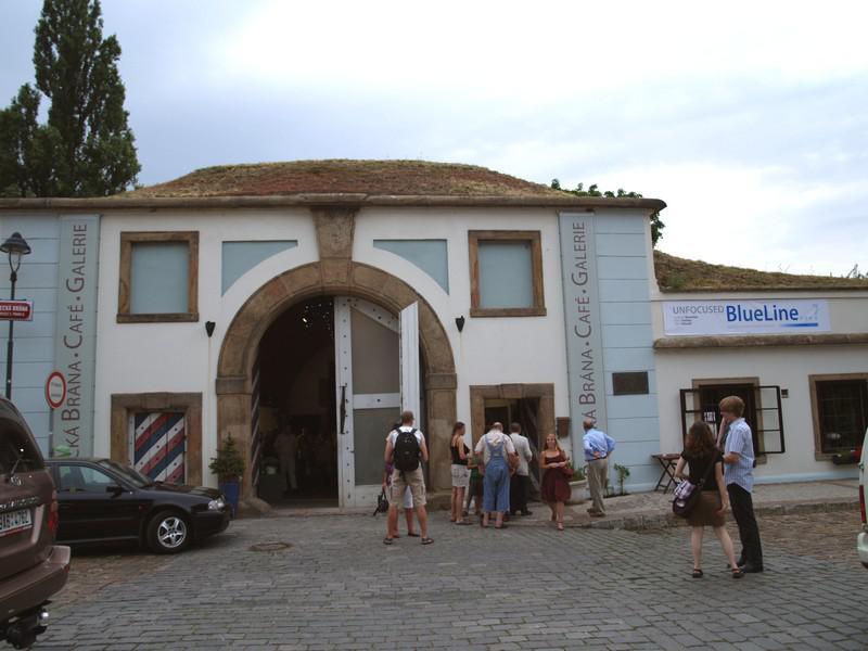 Gelerie Písecká brána
