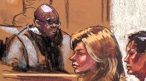 Soudní slyšení s údajnými ruskými špiony