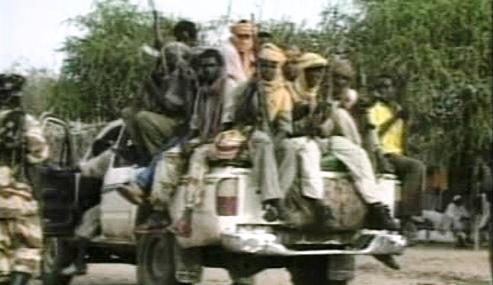 Súdánští bojovníci
