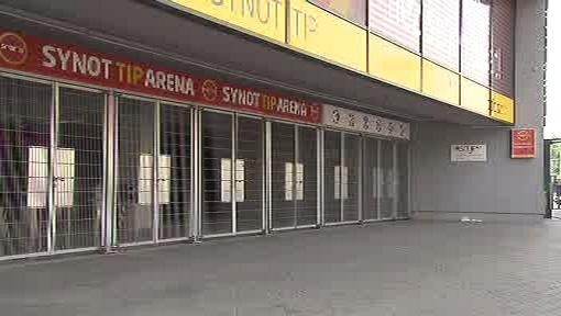 Pražská Synot Tip aréna
