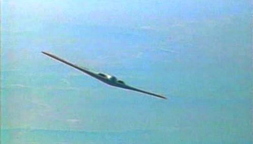 Neviditelný letoun