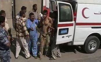Zranění při sebevraždném útoku v Bagdádu