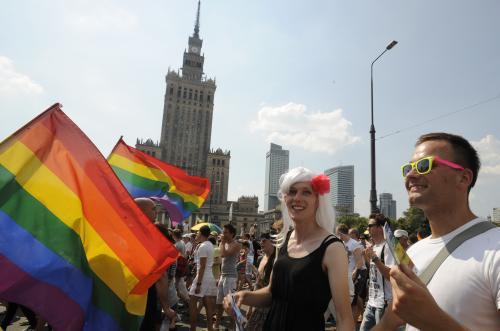 EuroPride ve Varšavě