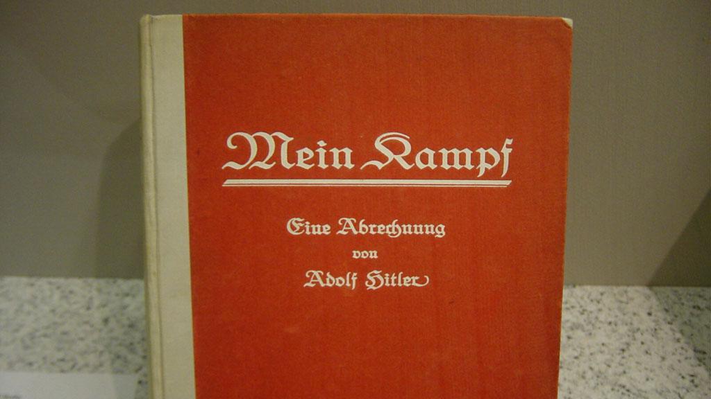 První vydání Mein Kampf