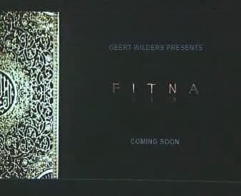 Wildersův film o islámu
