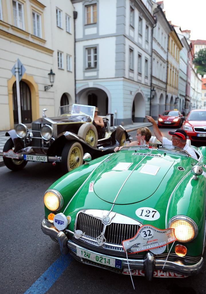 Retro Prague