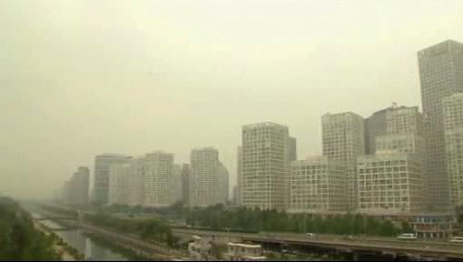 Čínská města sužuje smog
