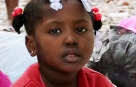 Děti na Haiti