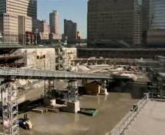 Stavba na Ground Zero