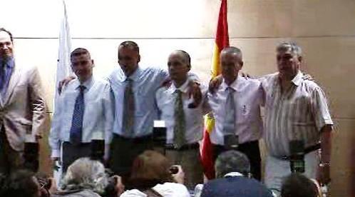 Bývalí kubánští vězni