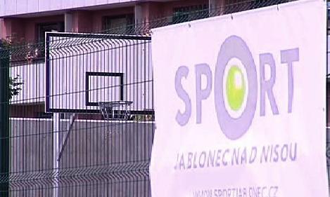 Nový sportovní areál