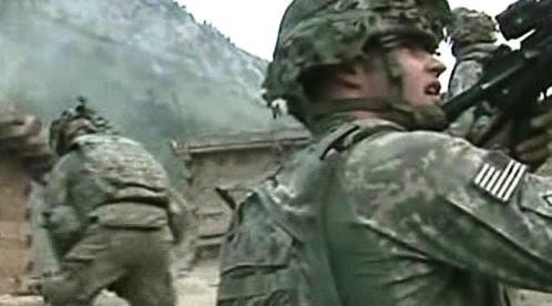 Američané v Afghánistánu