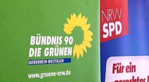Koalice SPD a Zelených