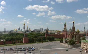 Vedro nad Moskvou