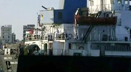 Loď Amalthea