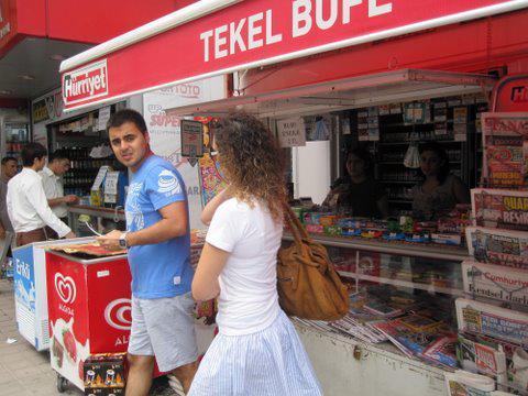 Turecká trafika