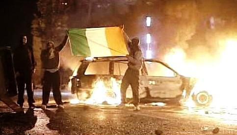 Střety v Belfastu