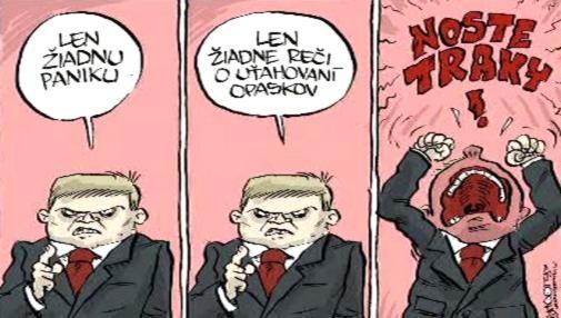 Ficova karikatura