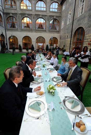 Večere končící Fischerovy vlády